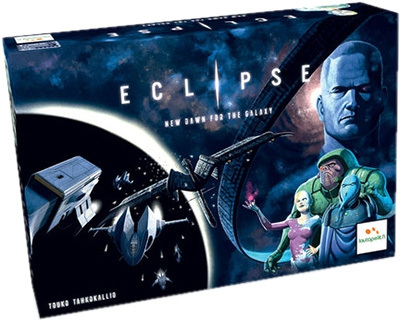 Eclipse Board Game Review