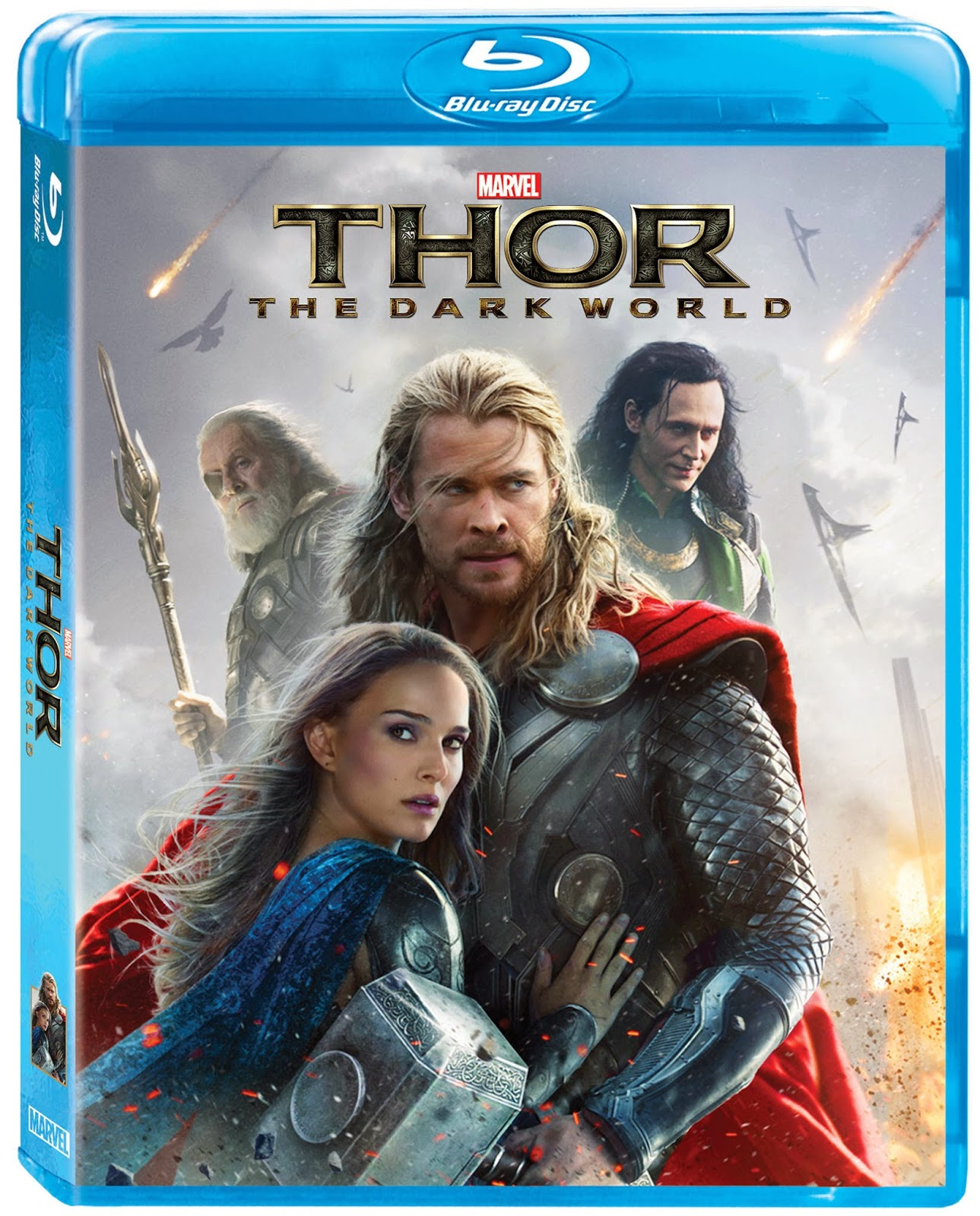 Download Thor: The Dark World BluRay 720p + Subtitle Indonesia
