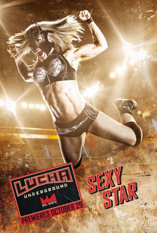 Sexy Star - Lucha Underground