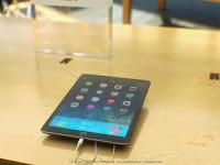iPad 5 de color oro