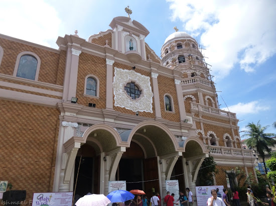 Santa Cruz Church in Manila