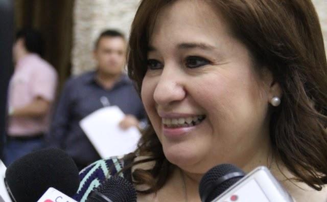 Sigamos construyendo por Yucatán: Celia María Rivas