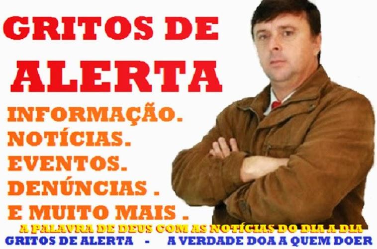 MINISTÉRIO APOSTÓLICO GERAÇÃO GRAÇA E PAZ -  MOVIMENTO  GRITA BRASIL