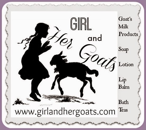 Handmade Goat's Milk Products!