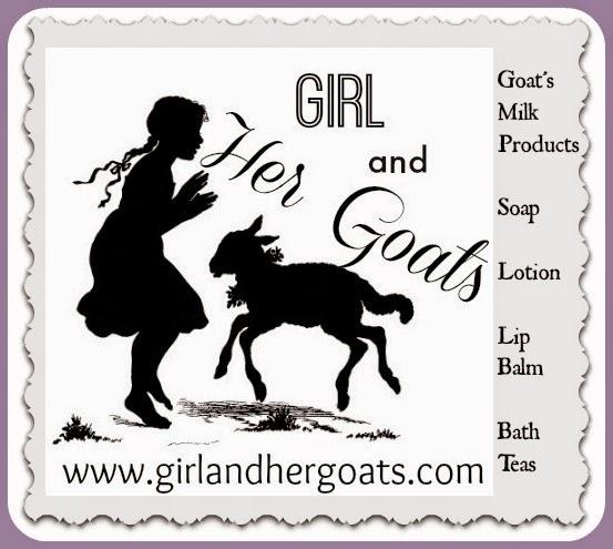 Handmade Goat's Milk Products!