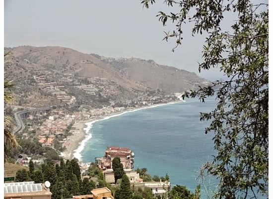 Taormina-Letojanni-Sicily