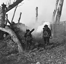 Inicio de la I Guerra Mundial