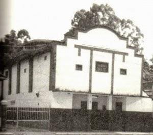 CINE THEATRO PARA- TODOS  BORBOLETA