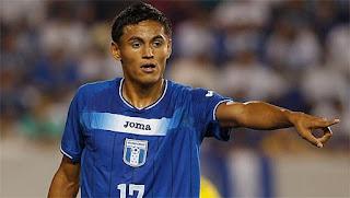 Andy Najar Honduras Seleccion MLS DC United