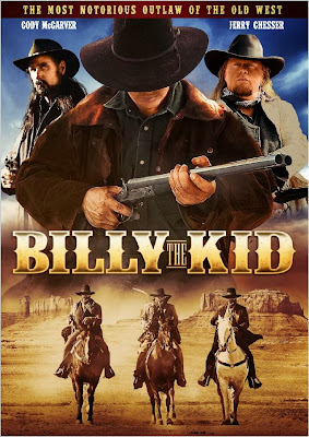 Baixar Filme Billy The Kid DVDRip AVI + RMVB Legendado (2013)
