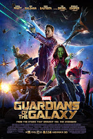 Guardians of the Galaxy movie poster malaysia