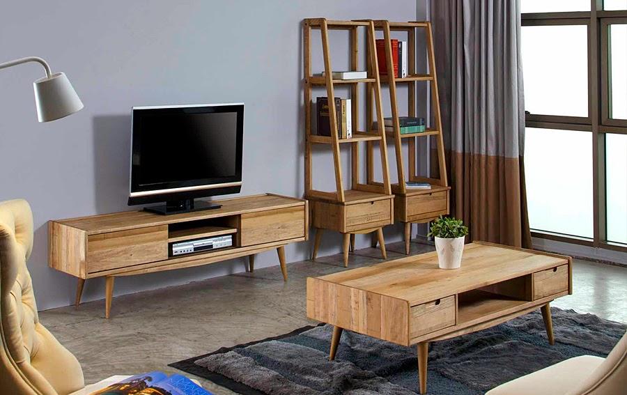 El gusto por los muebles retro