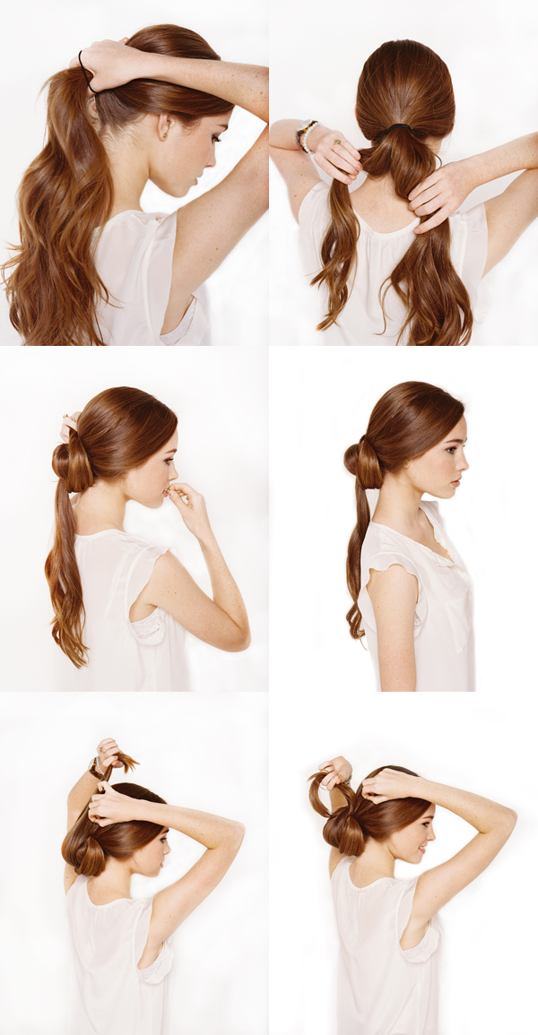 HD wallpapers styling long hair tutorial