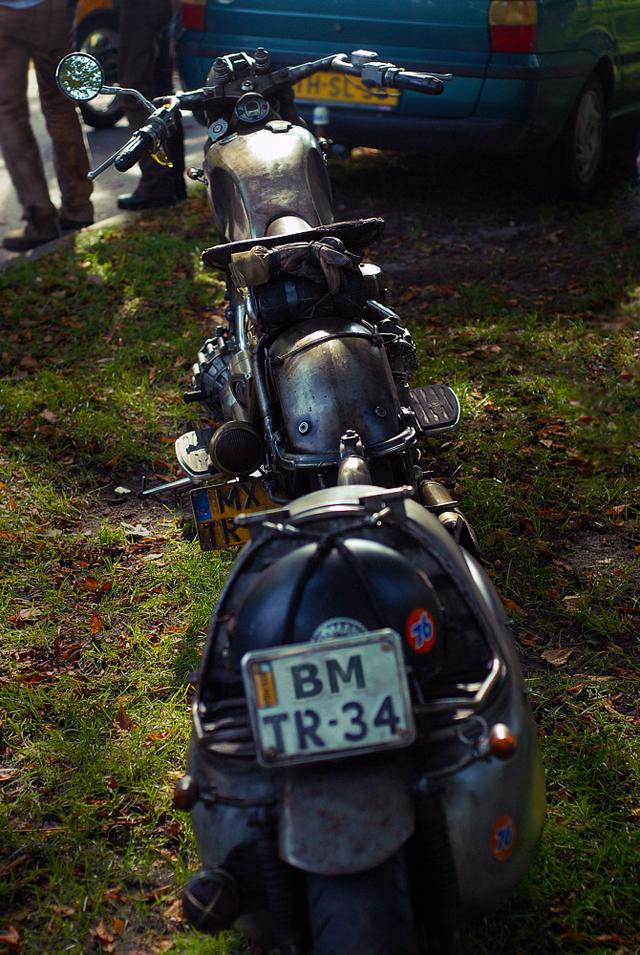 volkswagen golf motorcycle trailer | fotoduda