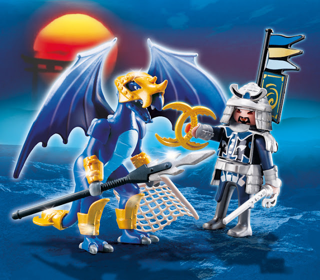 Warriors Fire And Ice Episode 3: Retroplaymoland: New Sets: Playmobil Dragon Bags