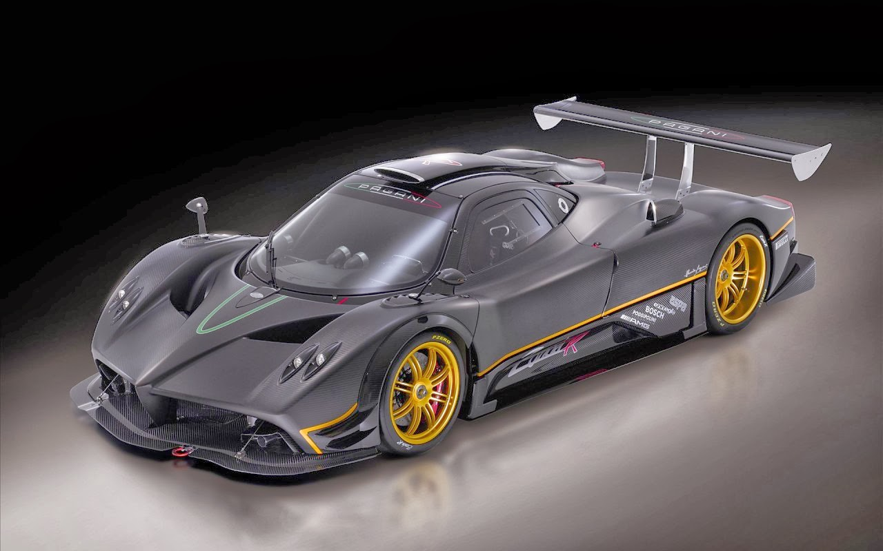 World Fastest Sports Cars : Farri Fast Sport Car