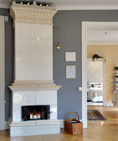 Distintos tipos de chimeneas cocinas modernas - Tipos de chimeneas ...