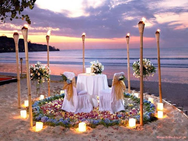 Oddarena worlds most romantic places for Best place for couples vacation
