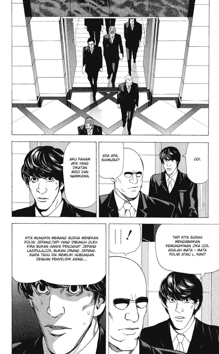 Baca Manga, Baca Komik, Death Note Chapter 43, Death Note 43 Bahasa Indonesia, Death Note 43 Online, Death Note 43 Indo