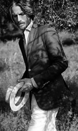 catálogo Massimo Dutti hombre primavera verano 2012