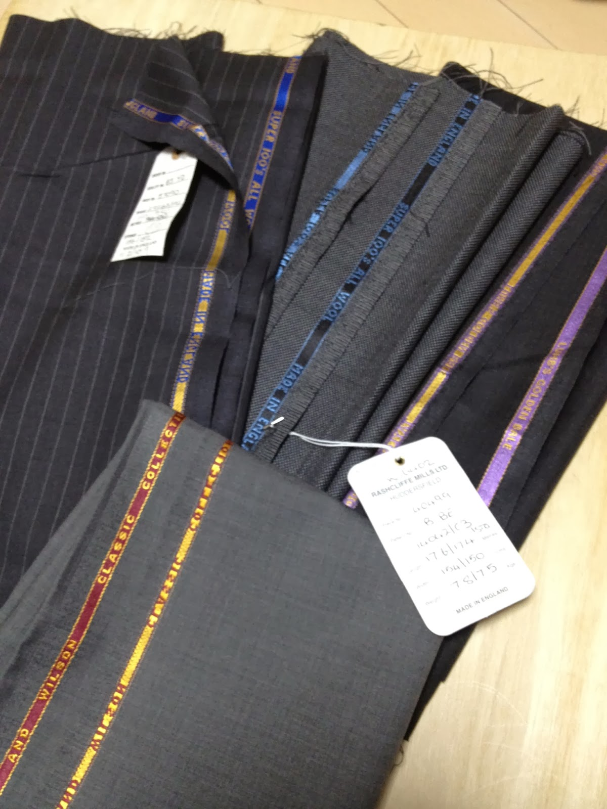 how to tell if a suit is good quality