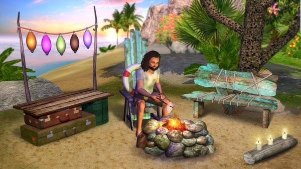 THE SIMS 3 ISLAND PARADISE  SCREENSHOT