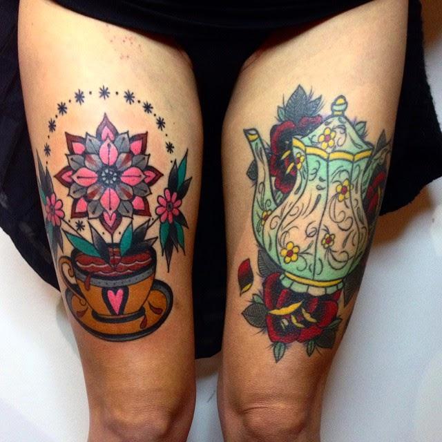 Tatuaje de Aivaras Ly Lee, http://distopiamod.blogspot.com