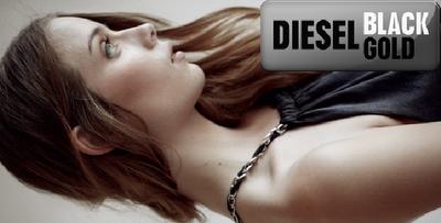 Diesel Black Gold 2012 Frühling/Sommer Frauenkollektion