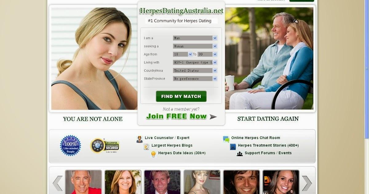 Legit herpes dating sites