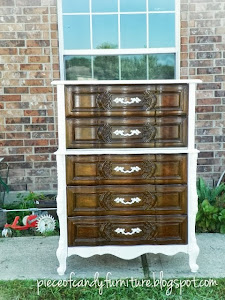 French White Dresser