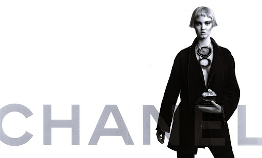 QUAN.COM: Chanel Fall Winter 2012/ 2013 Advertising Campaign