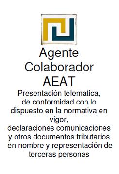 Agente Colaborador Agencia Tributaria