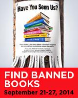 Banned Books Week 2014