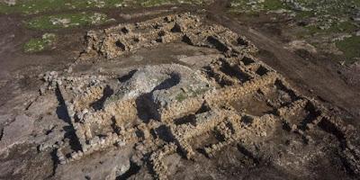 Mosteiro de 1500 anos é descoberto na região central de Israel