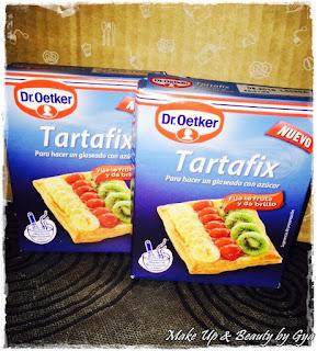 Dr oetker degustabox julio 2015