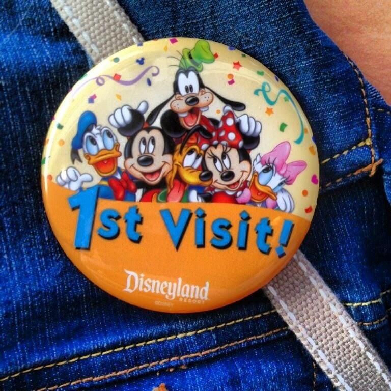 1st Visit Pin