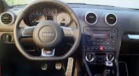interior Audi S3