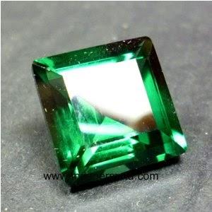 Jenis batu permata : batu permata green quartz