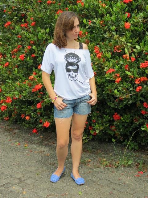 Cam Shirt Audrey