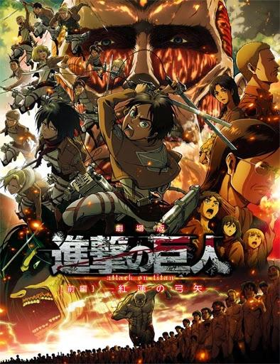 Ver Shingeki no Kyojin Zenpen ~Guren no Yumiya~ (2014) Online