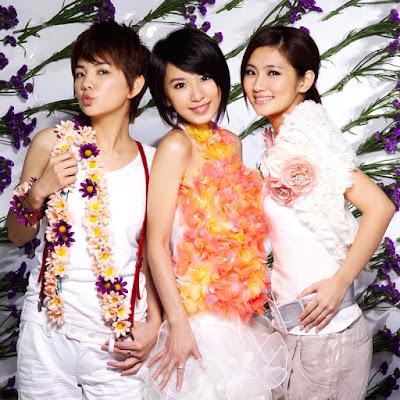 S.H.E. grupo taiwan musica