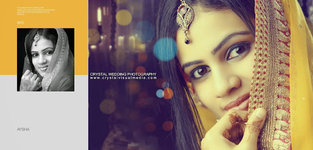 Muslim wedding photography by crystal visual media