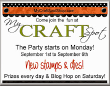 My Craft Spot Fall Release!