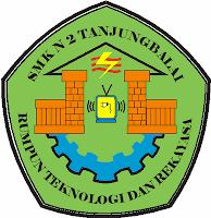 Logo SMKN2 Tanjungbalai new