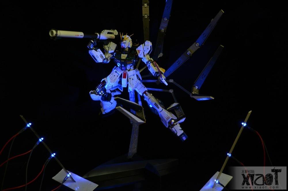 MG 1/100 Nu Gundam Ver.ka - Painted Build