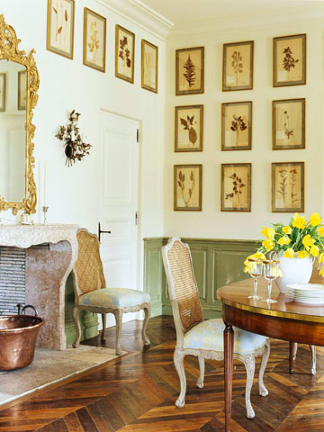 New home interior design country french decorating ideas - New home interior decorating ideas ...