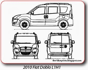 Vector blueprints cars trucks busses and others fiat vector httpautomotive blueprints malvernweather