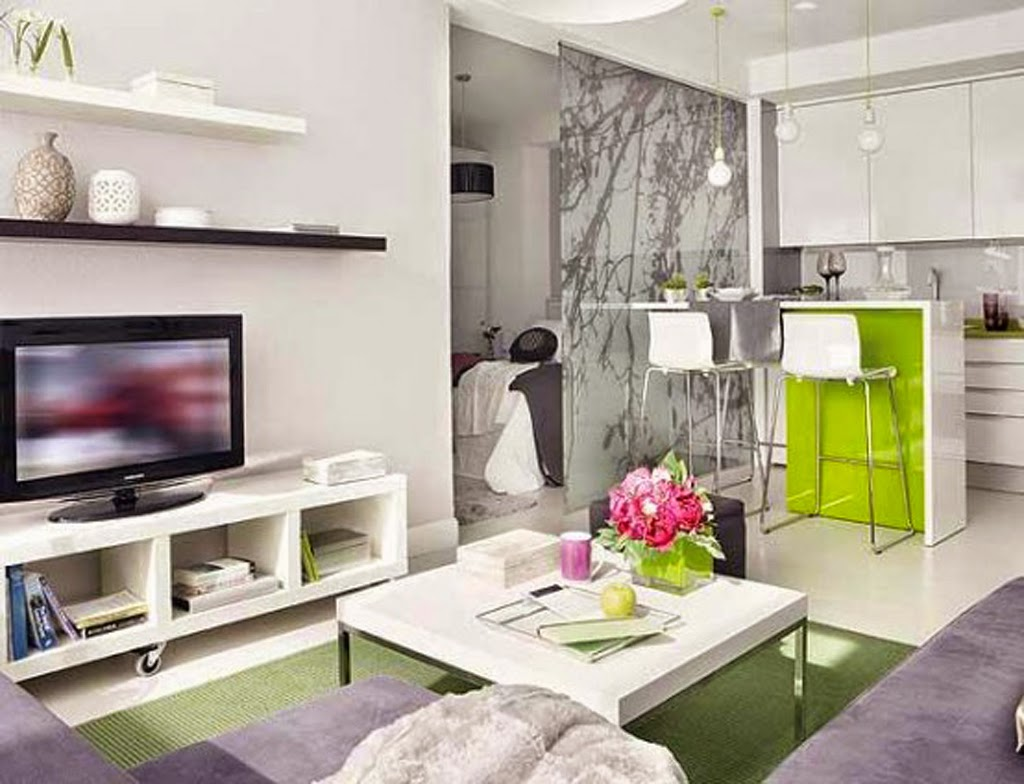 Modern Studio Apartment Design Ideas