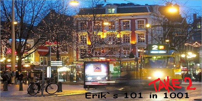 Erik&#39;s 101 in 1001