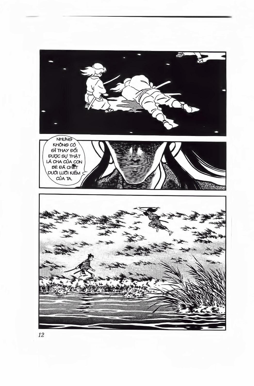 Nijiiro Togarashi - Ớt Bảy Màu chap 80 - Trang 9